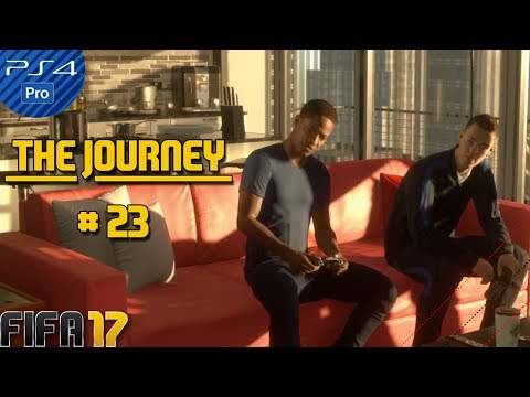 THE JOURNEY #23 - JOGANDO UM GAME COM MEU BROTHER DANNY !!