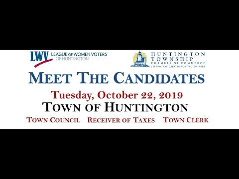 Meet The Candidates - Town Of Huntington