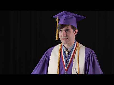 Purvis High School Graduation 2020