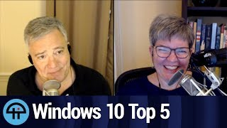 Top 5 New Features in Windows 10