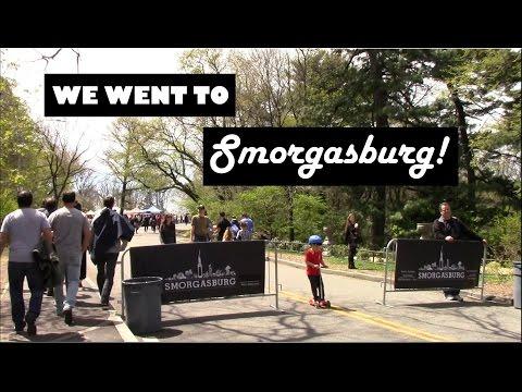 Vlog Ep.01 | Smorgasburg