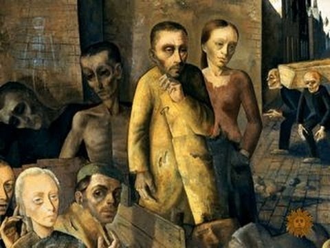 When Adolf Hitler declared war on modern art