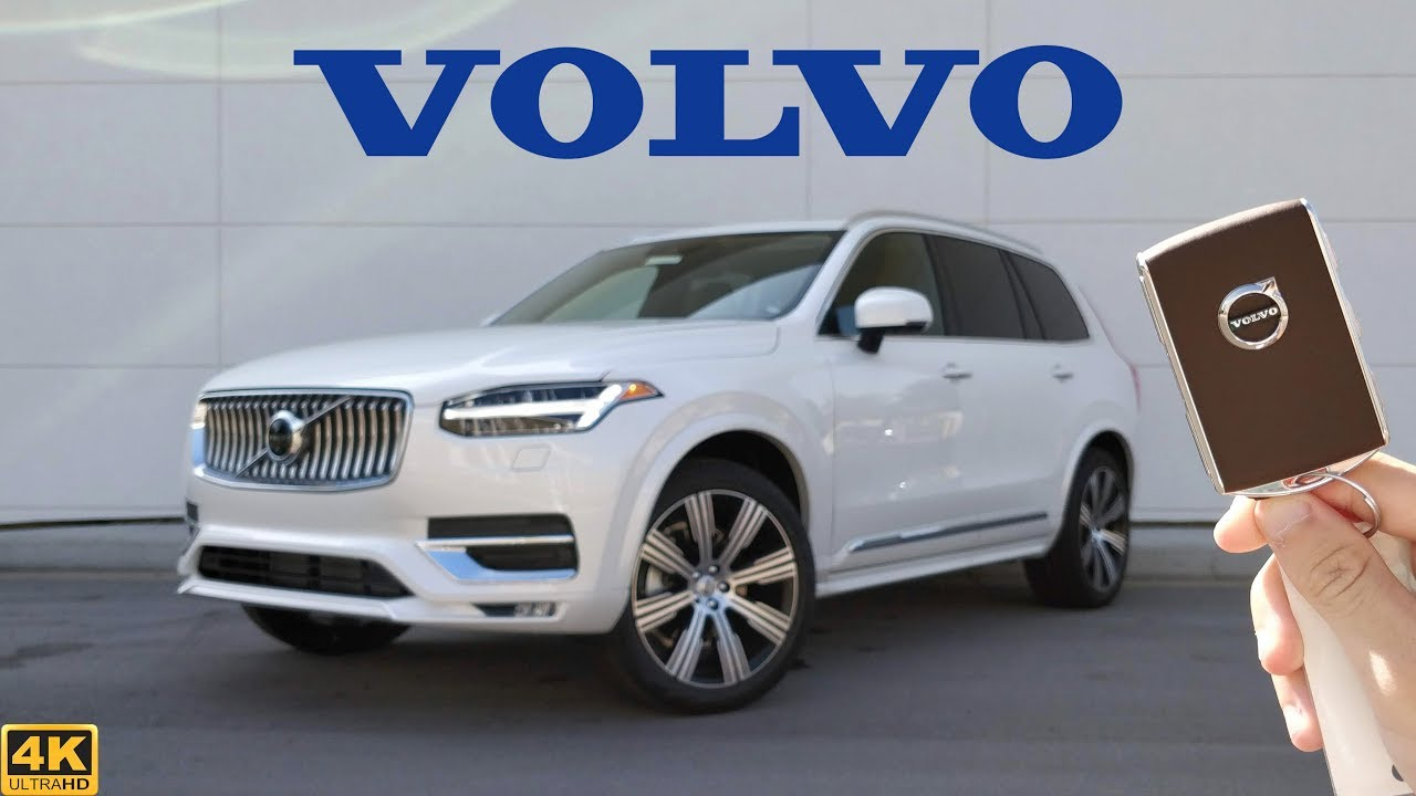 2020 volvo xc90 full review