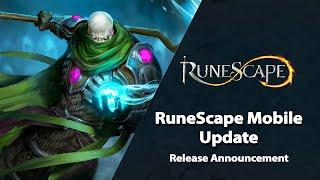 RuneScape Mobile Update - Release Announcement | April 22nd 2021