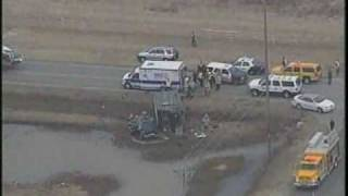 1 Hurt In Crash With Ups Truck