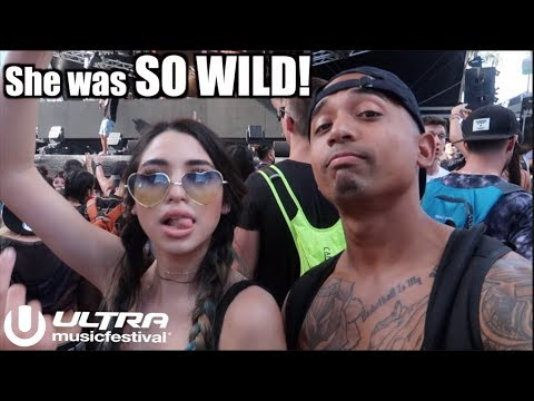This girl was a WILD THANG!| ULTRA Miami 2018 Day 2! (Short Film)