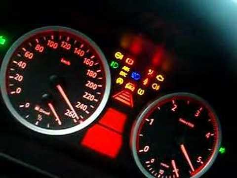 Test licznikow BMW [e60]