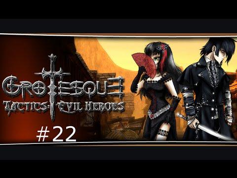 Grotesque Tactics Evil Heroes [Deutsch/LP] Credits Trööt |