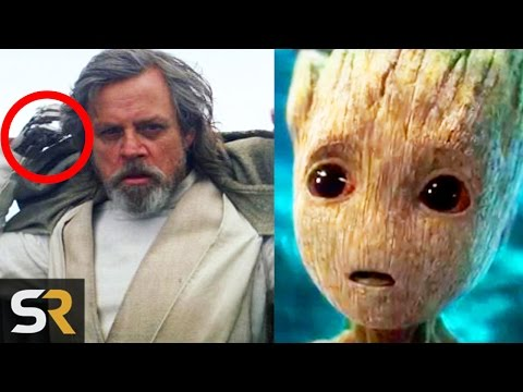 Thumbnail: 10 Times STAR WARS Snuck Into Other Popular Movies