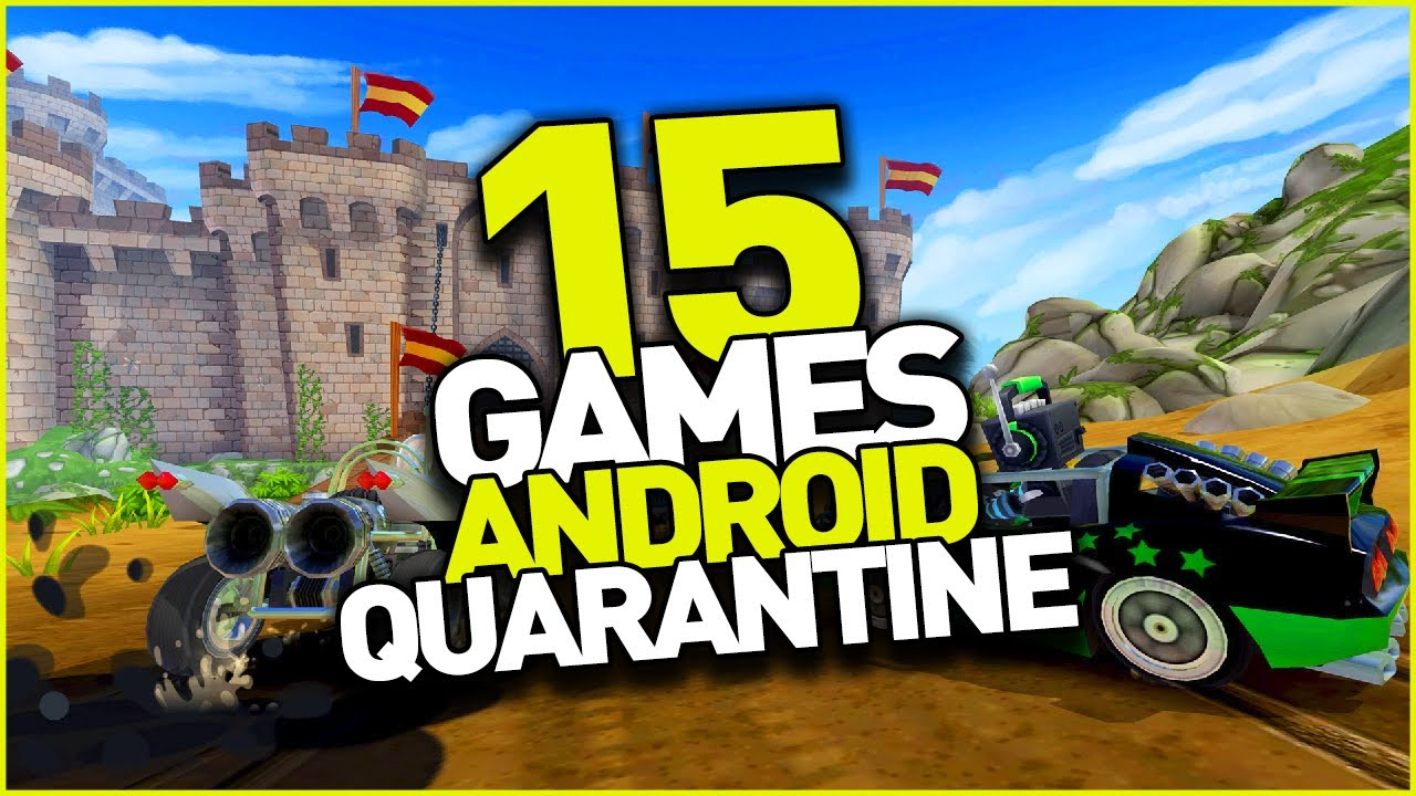 Best 15 iOS & Android Games to Play in Quarantine 2020