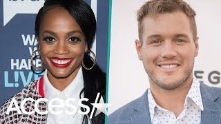 Rachel Lindsay Is 'Confused' Over Colton Underwood 'Petty' Social Media Digs: 'I Don't Have Time For