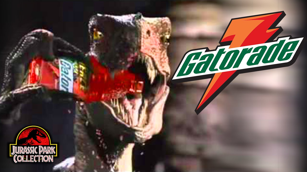 Gatorade Raptor VS Rap...