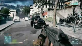 Battlefield 3 Multiplayer Alpha Gameplay PC (HD 1080p)