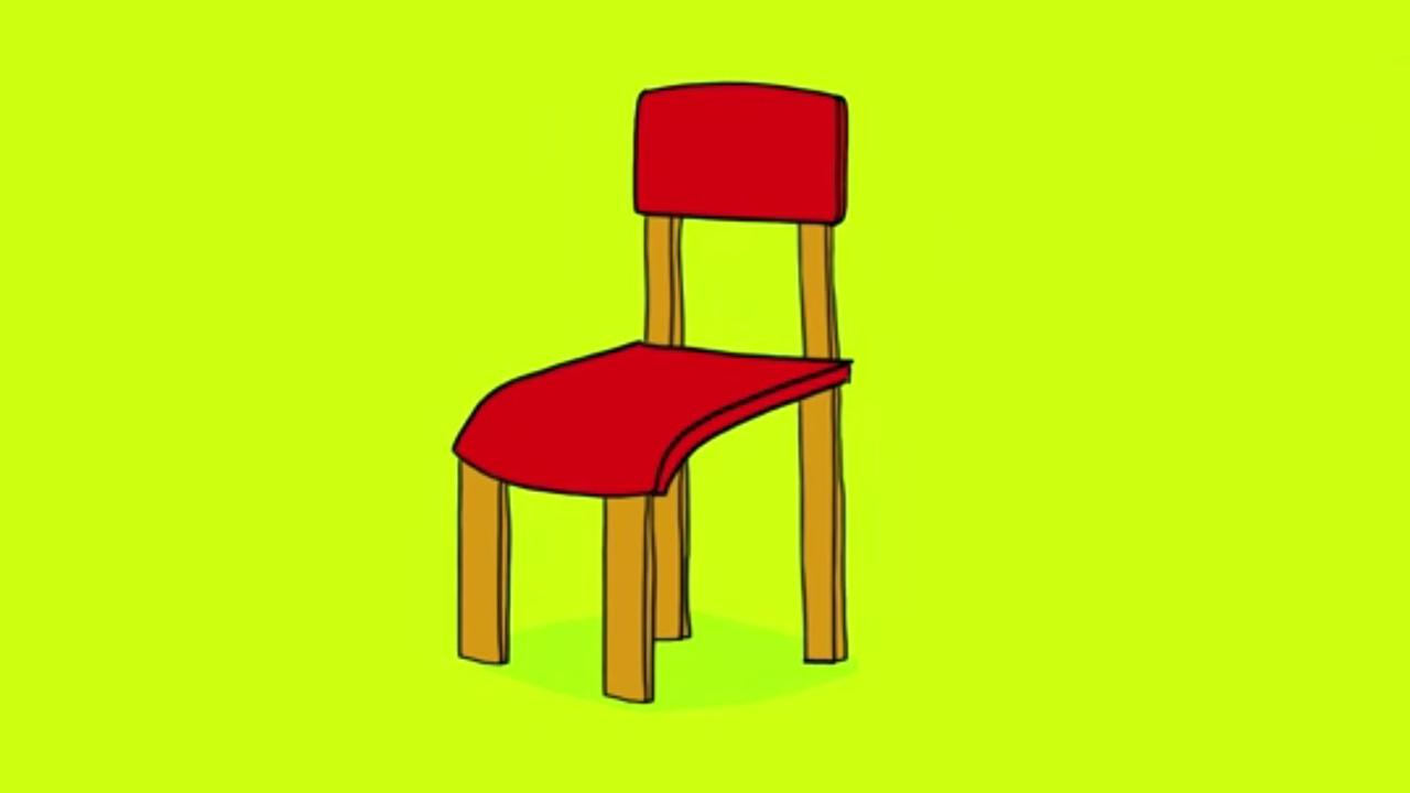 apprendre a dessiner une chaise