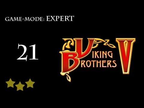 Viking Brothers 5 - Level 21  