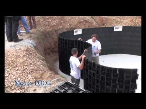 Kit piscine moodypool youtube for Construction piscine desjoyaux youtube