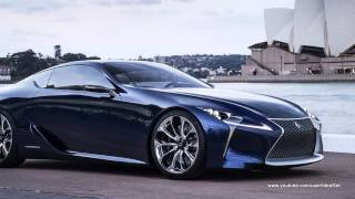 Lexus LF-LC Blue Concept 2012 Videos