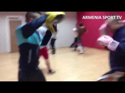 ARMENIA SPORT TEAM - TRAINING