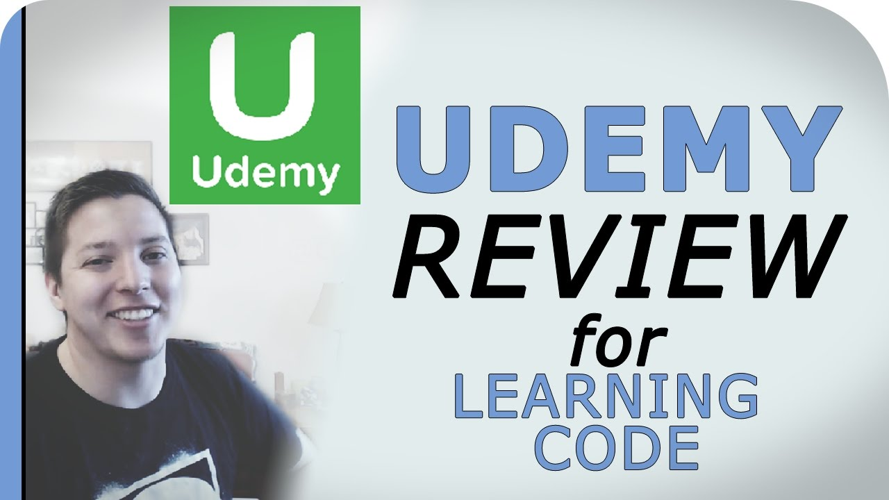 Udemy Review for Learning code - YouTube
