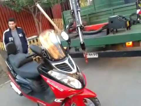 moto scooter takasaki