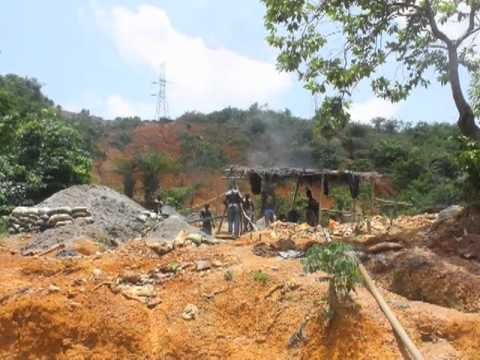 Glitter or Gloom?: Mining West Africa's 'Gold Coast'