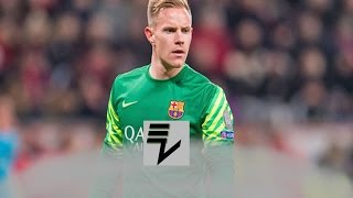 Marc-andre ter stegen - best saves 2017 ● amazing saves show ● hd