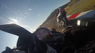 Onboard BMW S1000RR Rijeka 1:36.9min @DreierRacing (08.10.2019)