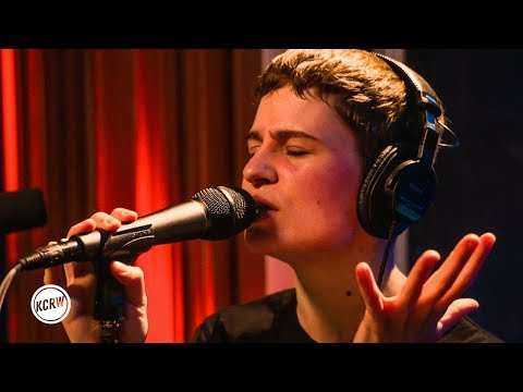 Christine and The Queens Performing