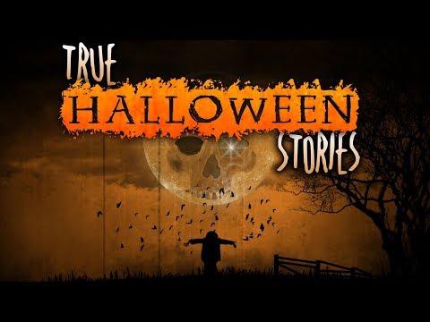 7 True Creepy Halloween Horror Stories (Vol. 4) | 2018