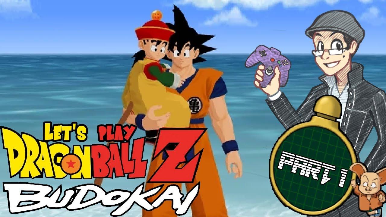 Let's Play Dragon Ball Z Budokai
