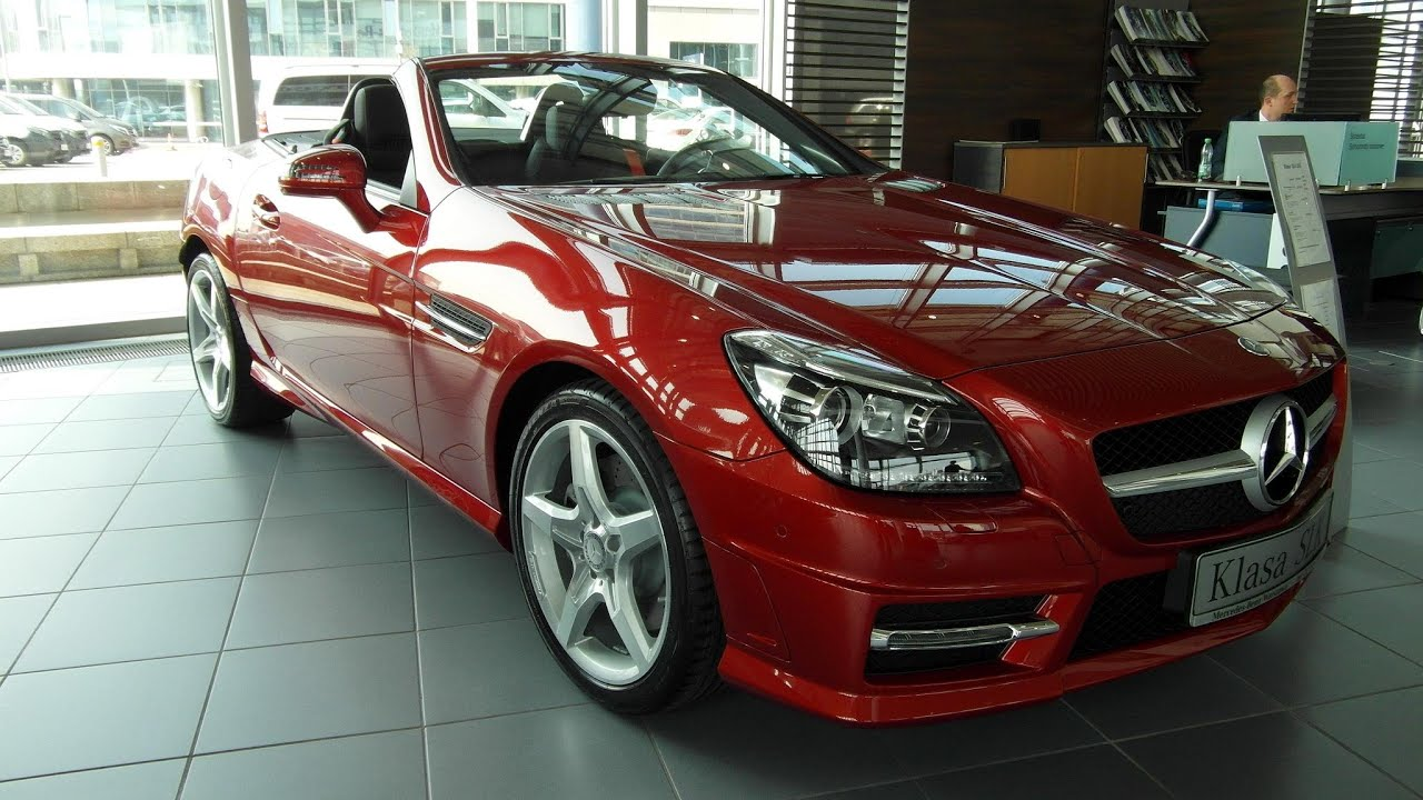 2015 mercedes benz slk350 convertible detailed in depth review exterior interior walkaround youtube