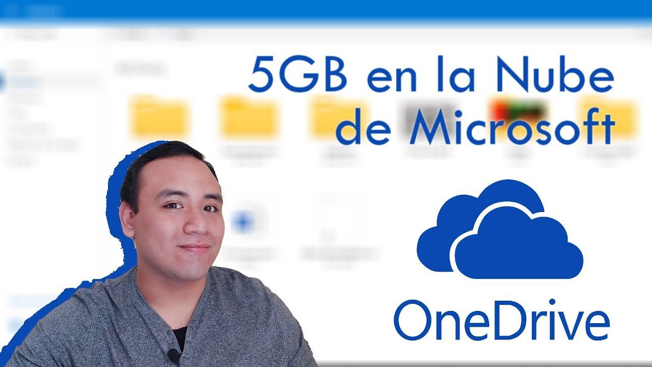 5GB en la Nube Gratis! - OneDrive Full Review en Español [Batalla de Nubes]