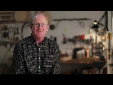 Luthier George Gray on painter Frank Johnston