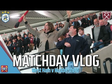 Matchday Vlog | Late Drama | Bilic Gets The Job Done & Saves his Skin