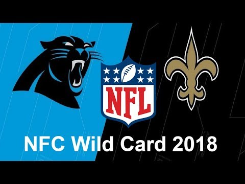 Image result for panthers saints wild card