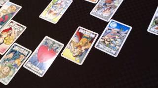 これがプロの占い!タロットカードのリーディング。【岐阜市で趣味の習い事NiyM】