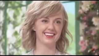 Charlotte Kate Fox in Japanese Talk Show w/ Tetsuko Kuroyanagi 1 (A...