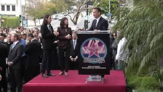 Tom Hanks Speech during George Harrison Walk of Fame Star Ceremony