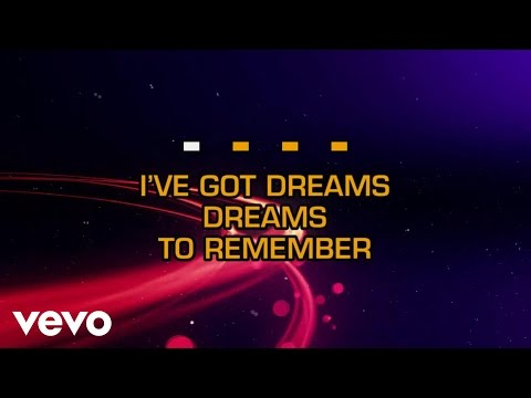 Otis Redding - I've Got Dreams To Remember (Karaoke)