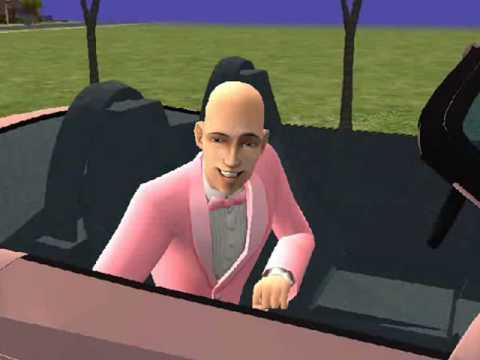Barbie Girl - Aqua (Sims 2)