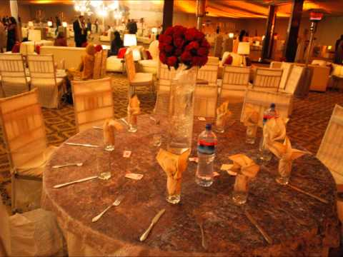 Best Event Planner Barat Wedding Event With Red And Gold Theme In