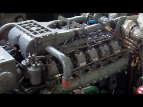Towboat MUFLON9 MAN Marine diesel engines