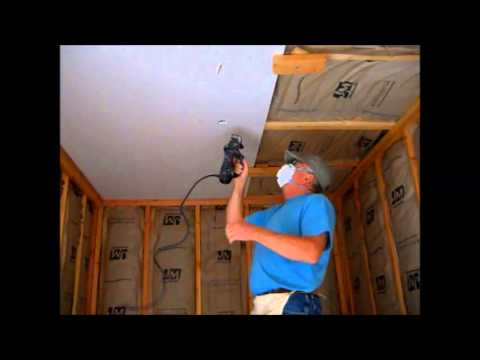 Diy Sheetrock Ceiling Repair A Bad Tape Job Repaired