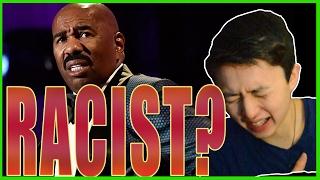 Steve Harvey is racist?