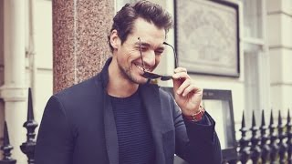 M&S David Gandy for Autograph: Gets Homesick