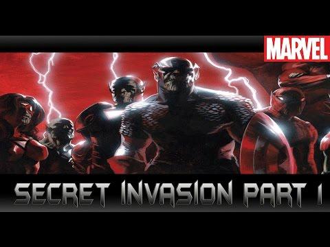 แทรกซึมสู่โลกมนุษย์[Secret Invasion Part1]comic world daily