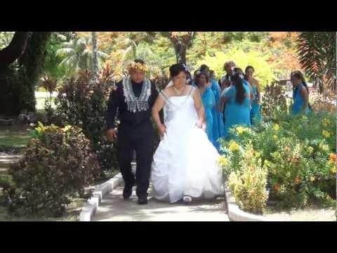 This I Promise You (Ronan Keating) - Maverick and Leiana Nuptials