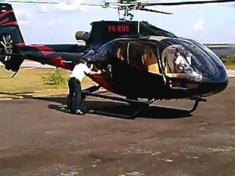 Helicoptero ec 130 Helicóptero ec 130