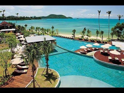 Katathani Phuket Beach Resort Kata Beach Phuket Thailand - YouTube
