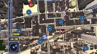 прохождение Spiderman 2 на Pcsx2 обзор (серия 2 поищем доктора октавиуса)